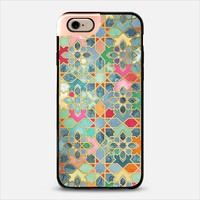 Gilt & Glory - Colorful Moroccan Mosaic iPhone 6 case by Micklyn Le Feuvre | Casetify