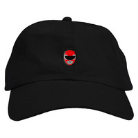 Power Rangers Red Dad Hat