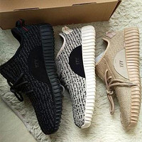 "Yeezy ""Adidas"" Women Boost Sneakers Running Sports Shoes (3-color)"