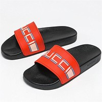 Dior GG Men's and Women's Slippers Shoes