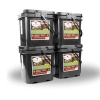 240 Servings of Freeze Dried Meat