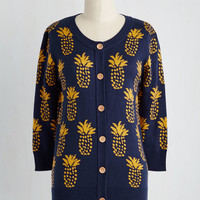 Fruits of Your Layer Cardigan | Mod Retro Vintage Sweaters | ModCloth.com