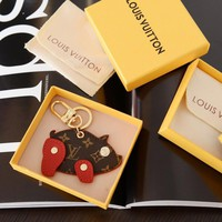 Louis Vuitton Lv Superstition Pig Bag Charm And Key Holder #2239