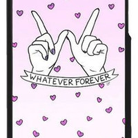 Whatever forever iphone 5 case - Default Title