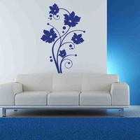 Fresh Tendril Wall Decal