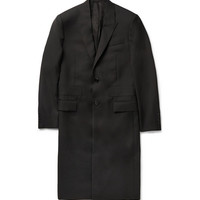Givenchy - Band-Trimmed Wool Overcoat | MR PORTER