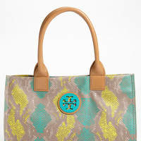 Tory Burch 'Mini' Coated Canvas Tote | Nordstrom