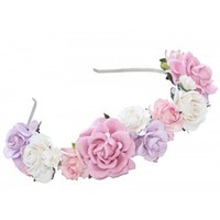 Day Dreamer Floral Crown