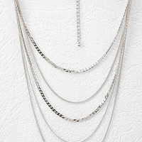 Layered Chain Necklace