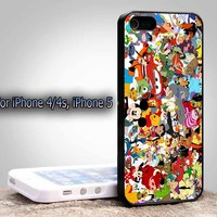 Disney Infinity For Apple Phone, IPhone 4/4S Case, IPhone 5 Case, Cover Plastic