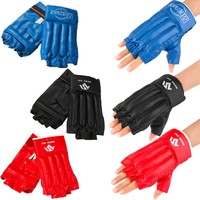 Mitts Half-finger Fitness Boxing Gloves Punch Bag Training Equipment Hot selling