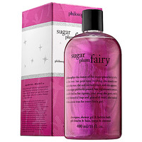philosophy Sugar Plum Fairy Shampoo, Shower Gel & Bubble Bath (16 oz)