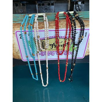 curious crystal beads (other colors)