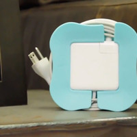 PowerCurl MacBook Cord Wrap | Quirky Products