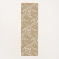 Starfish Sand Beach Yoga Mat