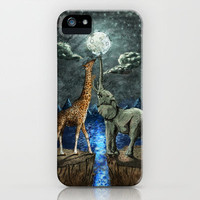 The Magic Forces of the Moon iPhone Case by Maximilian San | Society6