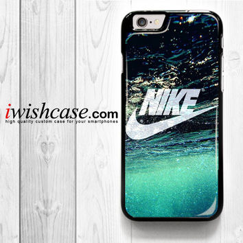 Nike Air Jordan Logo for iPhone 4 4S 5 5S 5C 6 6 Plus , iPod Touch 4 5  , Samsung Galaxy S3 S4 S5 S6 S6 Edge Note 3 Note 4 , and HTC One X M7 M8 Case