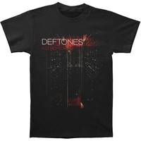 Deftones Men's  Koi No Yokan 2013 Tour Slim Fit T-shirt Black