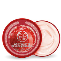 Mini Frosted Cranberry Body Butter | The Body Shop ®