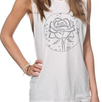 Obey Death Plums Muscle Tee