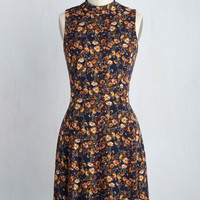 Close In for the Catskills Dress