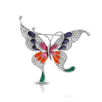 Bling Jewelry Fluttering By Pin