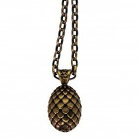 Game of Thrones Dragon Egg Necklace | Shows Game of Thrones | HBO Shop