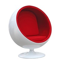 Kids Space Chair, Red