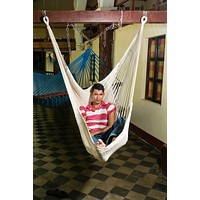 XL Hanging Hammock Chair Stretch Out Swing Chair No Bar