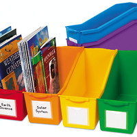Connect & Store Book Bins at Lakeshore Learning