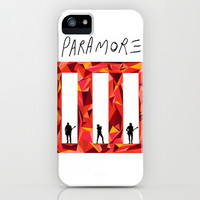 We are Paramore. iPhone & iPod Case by Julie Pond