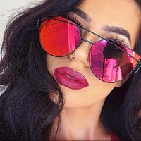Sunglasses Women  Sale Celebrity Women Luxury Brand