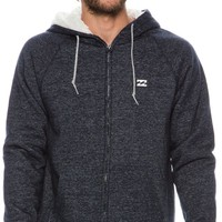 BILLABONG BALANCE ZIP SHERPA FLEECE | Swell.com