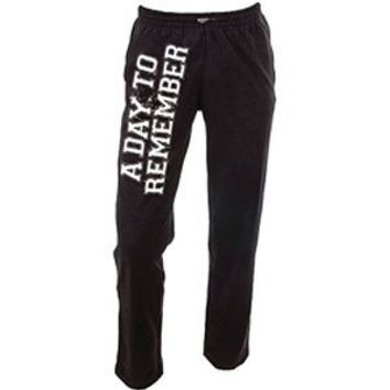 A Day To Remember Sweatpants Black