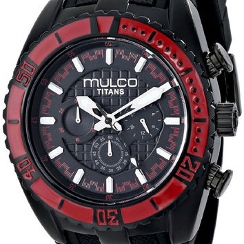 MULCO Titan Wave  Unisex Analog Japanese Quartz Watch MW5-1836-065