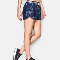 Women's UA Play Up Printed Recall Short | Under Armour US