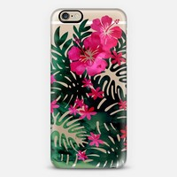 Tropical Summer iPhone 6 case by Emanuela Carratoni   Casetify