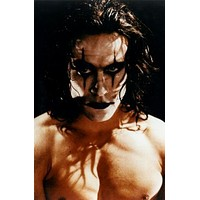 Crow The Brandon Lee Movie Poster 11 inch x 17 inch poster