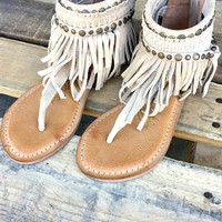 Sweeter Than This Sandals