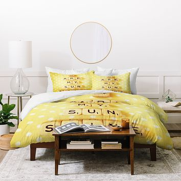 Happee Monkee You Are My Sunshine Duvet Cover