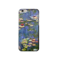 P0997 Claude Monet Water Lilies Phone Case For IPHONE 6S
