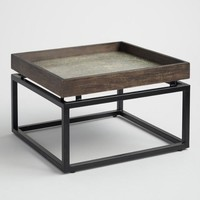 Square Tray Top Jayla Coffee Table