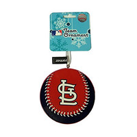 St. Louis Cardinals Official MLB 4 inch Foam Christmas Ball Ornament by Forever Collectibles 241275