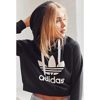 ADIDAS NIKE Hot Sale Classic Printed Letter Clover T-Shirt Hoodie