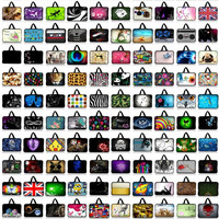 7 10 12 13 14 15 17 Neoprene Laptop Bag Tablet Sleeve Pouch For Notebook Computer Bag 13.3 15.4 17.3 For Macbook Air / Pro #5