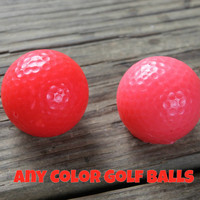 golf ball soap, golf gifts for men, gift for him, ball party favors, custom soap favors, gift for dad, golf lover gift, golf party favors