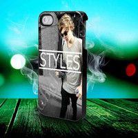 One Direction Styles- for iPhone 4/4s, iPhone 5/5S/5C, Samsung S3 i9300, Samsung S4 i9500 Hard Case