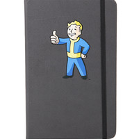 Fallout Vault Boy Journal