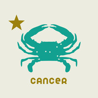 cancer Stretched Canvas by holli zollinger