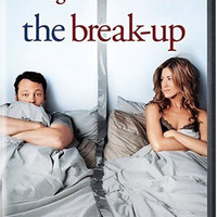 The Break-Up Movie DVD Used 2006 Vince Vaughn, Jennifer Aniston UPC025192846625 Break up Breakup